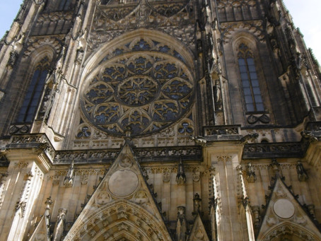 À la découverte de Prague en République Tchèque --- partie 1