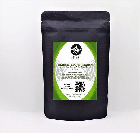 Herbal Light Brown Henna