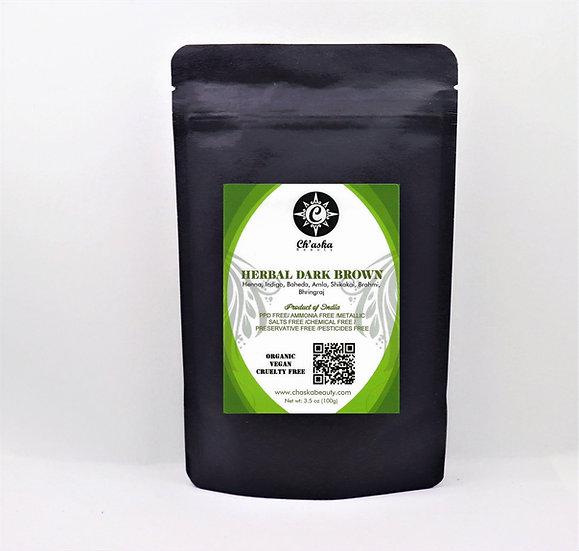 Herbal Dark Brown Henna