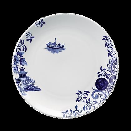 Willow Love Story 27cm Dinner Plate