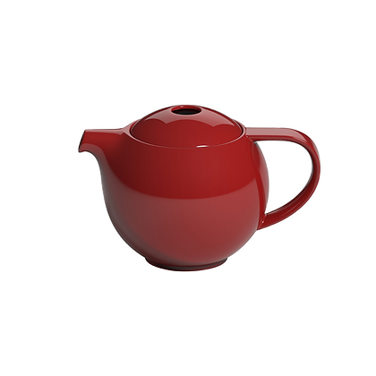 Pro Tea 600ml Teapot with Infuser - Red
