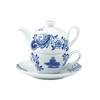 Willow Love Story Tea-for-One