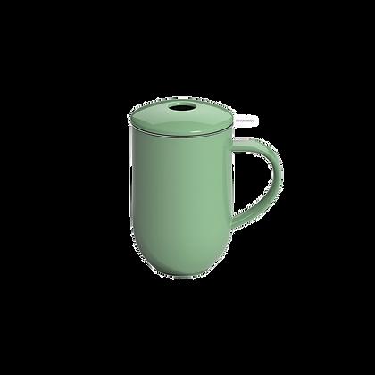 Pro Tea 450ml Mug with Infuser & Lid - Mint