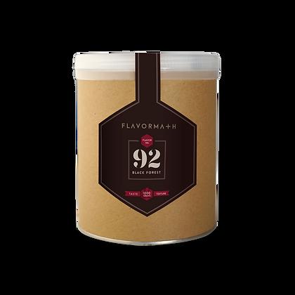 Flavormath No. 92 Blackforest