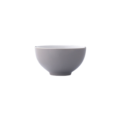 Er-go! 11.50cm Rice Bowl - Grey