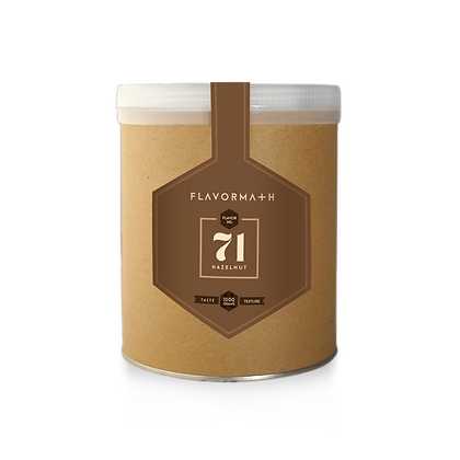 Flavormath No. 71 Hazelnut