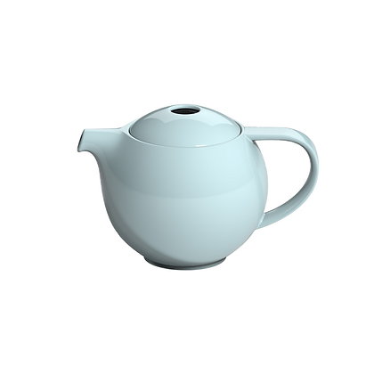 Pro Tea 600ml Teapot with Infuser - River Blue