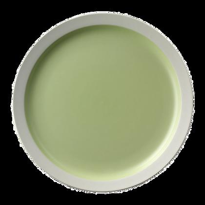 Er-go! 26.50cm Dinner Plate - Green