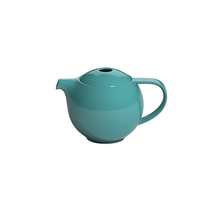 Pro Tea 600ml Teapot with Infuser - Teal