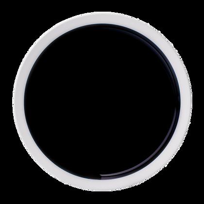 Er-go! 26.50cm Dinner Plate - Cobalt