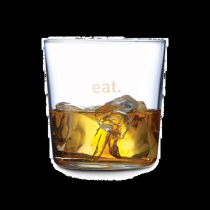 Urban Glass 330ml Tumbler - Eat