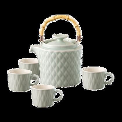 Weave Tea Set