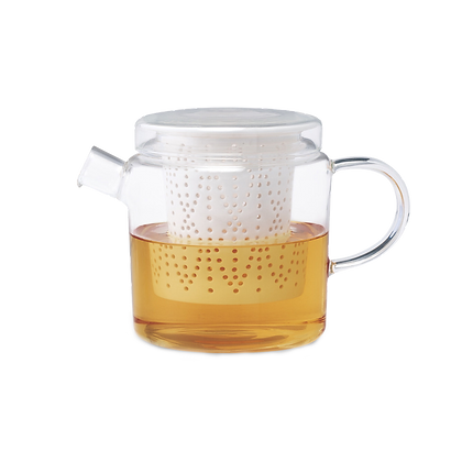 Weave 0.7L Teapot with Porcelain Infuser