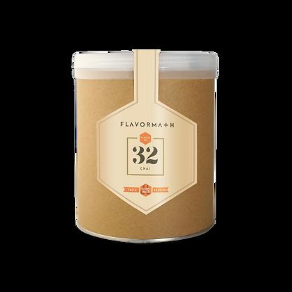 Flavor No. 32 Chai