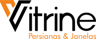 Logotipo Vitrine Persianas e Janelas - C