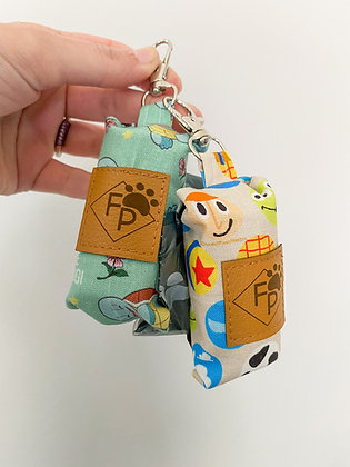 CHARACTER POO BAG POUCHES