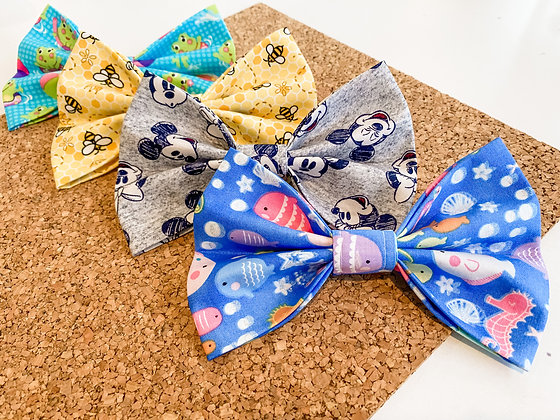 BOW TIE SIZE LARGE VARIETY BUNDLE