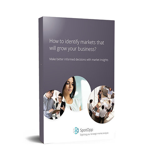 E-book: Identify Markets that will grow your business