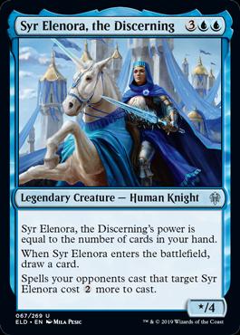 Syr Elenora, the Discerning