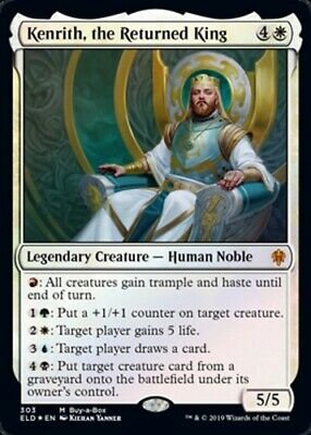 Kenrith, the Returned King - Buy a Box Promo