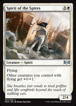 Spirit of the Spires