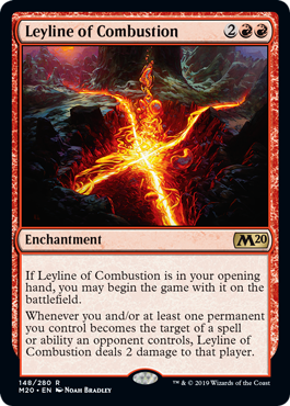 Leyline of Combustion