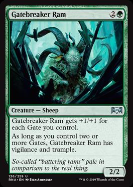 Gatebreaker Ram