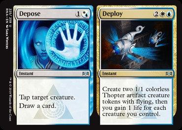 Depose//Deploy