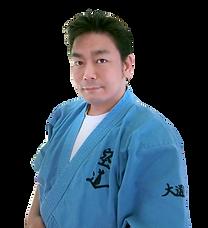 堺市中区の深井駅前で空手でも柔道でもなく総合格闘技「空道」を教える先生