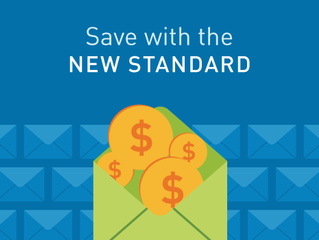 "What makes up the ""New Standard"" for Business Email?"