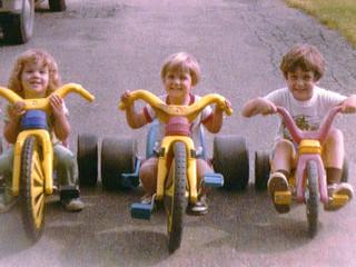 Three Lessons of a (Big Wheel) Gang Member