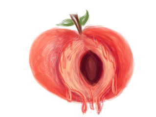 The Peach!