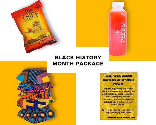 Black History Month Package