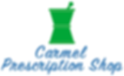 CarmelPrescriptionShopLogo updated.png
