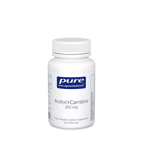 Acetyl-l-Carnitine 250 mg (limit 5)