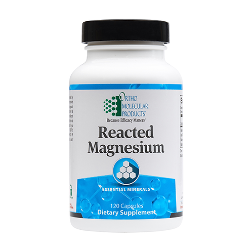 Reacted Magnesium (limit 5)