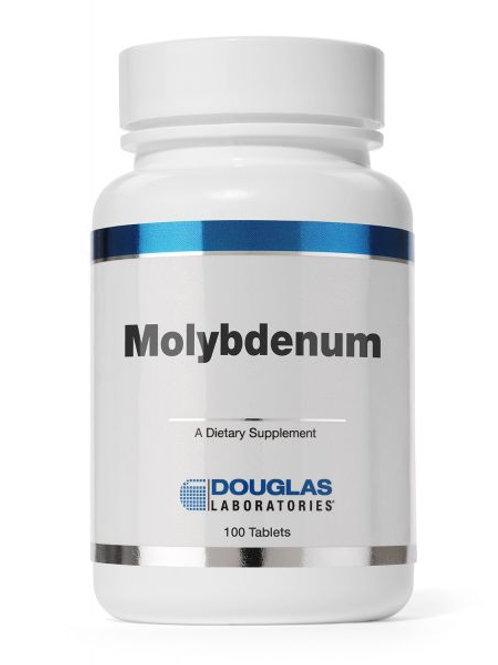 Molybdenum (limit 5)