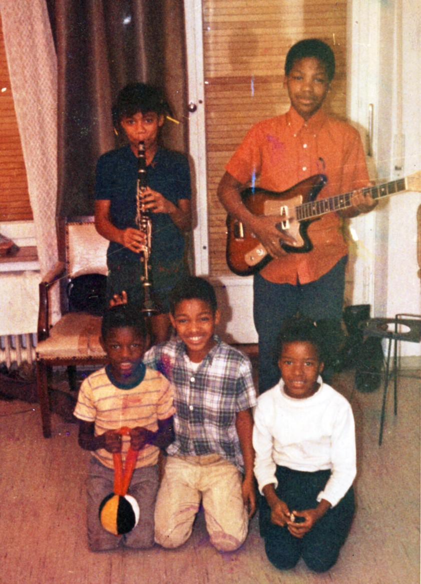 The Calhouns early 70's