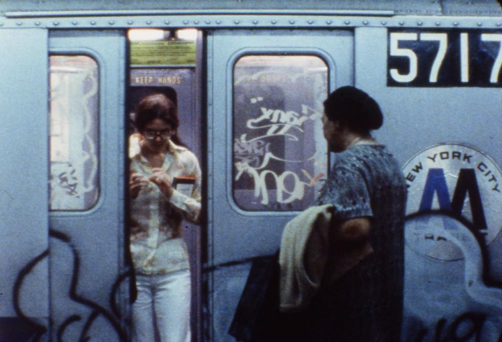 News from Home, 1976. Courtesy of the Cinémathèque royale de Belgique