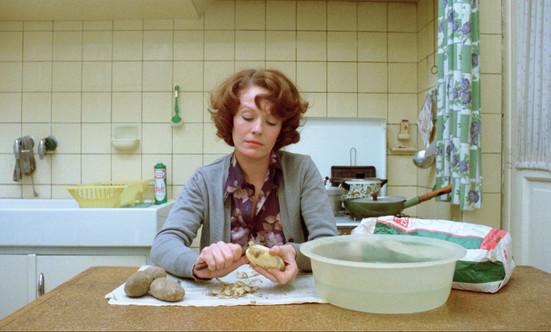 Jeanne Dielman, 23 Quai du Commerce, 1080 Bruxelles, 1975. Courtesy of the Cinémathèque royale de Belgique