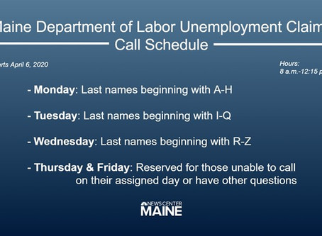 Important Info for Applying For Unemployment By Phone