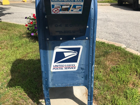 Support Your Local Post Office