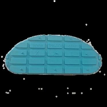 TP-Block, blau, XXL