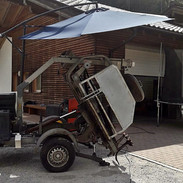 Rosensteiner Kippstand Mobil