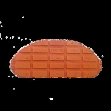 TP-Block, orange, XXL