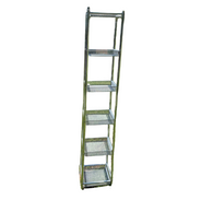 6 tier Chrome Stand. 2 in Stock