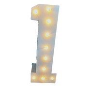 4ft Marquee Number
