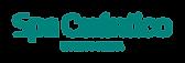 Spa Cuántico Logotipo Horizontal Verde 7