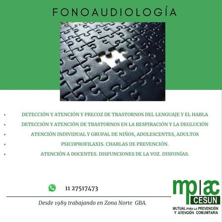 También Fonoaudiología