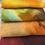 Thumbnail: Pre Felt Hand Dyed x 4 pieces - 015